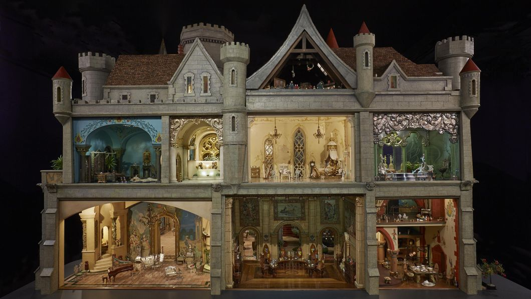 My Favorite Castle Colleen Moore S Dollhouse Rug News