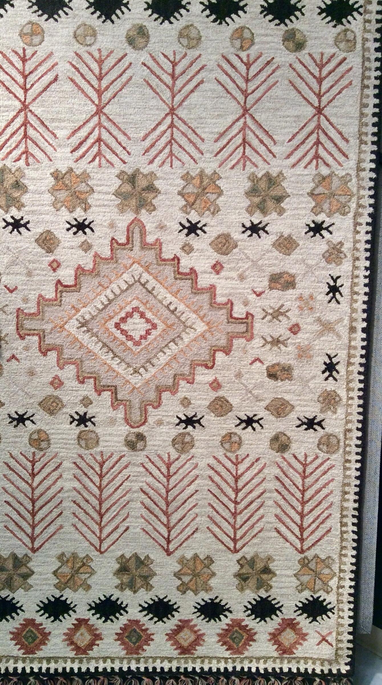 Momeni NEW Tahoe Collection Design TA 04 Multi At Las
