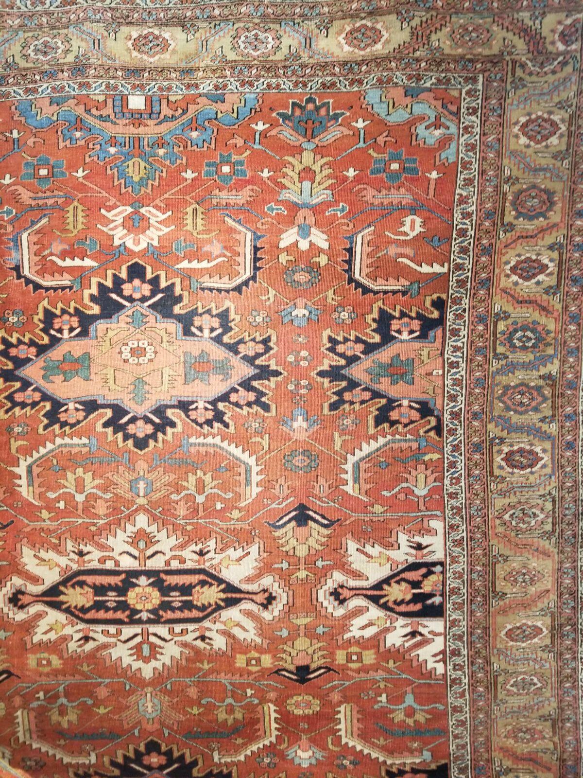 Vintage Persian Rugs Unique Oriental Rugs At Americasmart