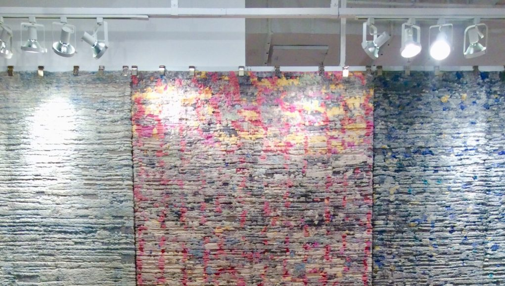NEW From Harounian Rugs International The Intrigue Collection Design IN-110 at Las Vegas Market