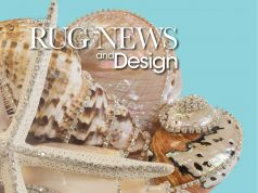 July Rug News andDesign Cover